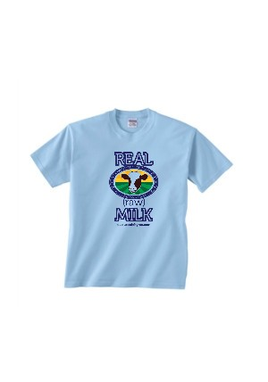 REAL MILK Children's T-shirts